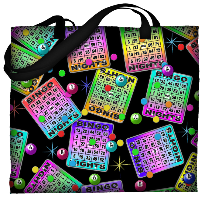 Bingo Tote –  Bingo Nights