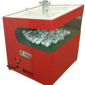 SALE- ULTRA SILENT Pro Table Top Bingo Blower - Balls Included - Flat Rate Shipping