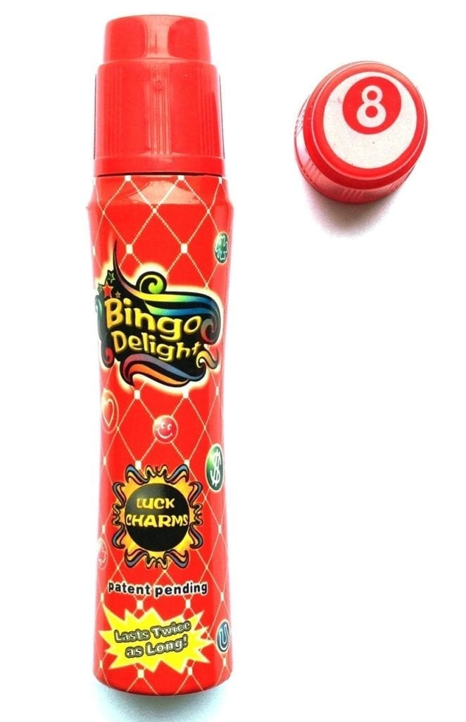 Red Eight Ball Designer Dauber