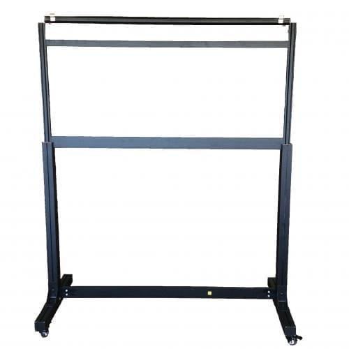 NEW-  Flashboard Stand-Deluxe Aluminum For use with 8ft Electronic Flashboard