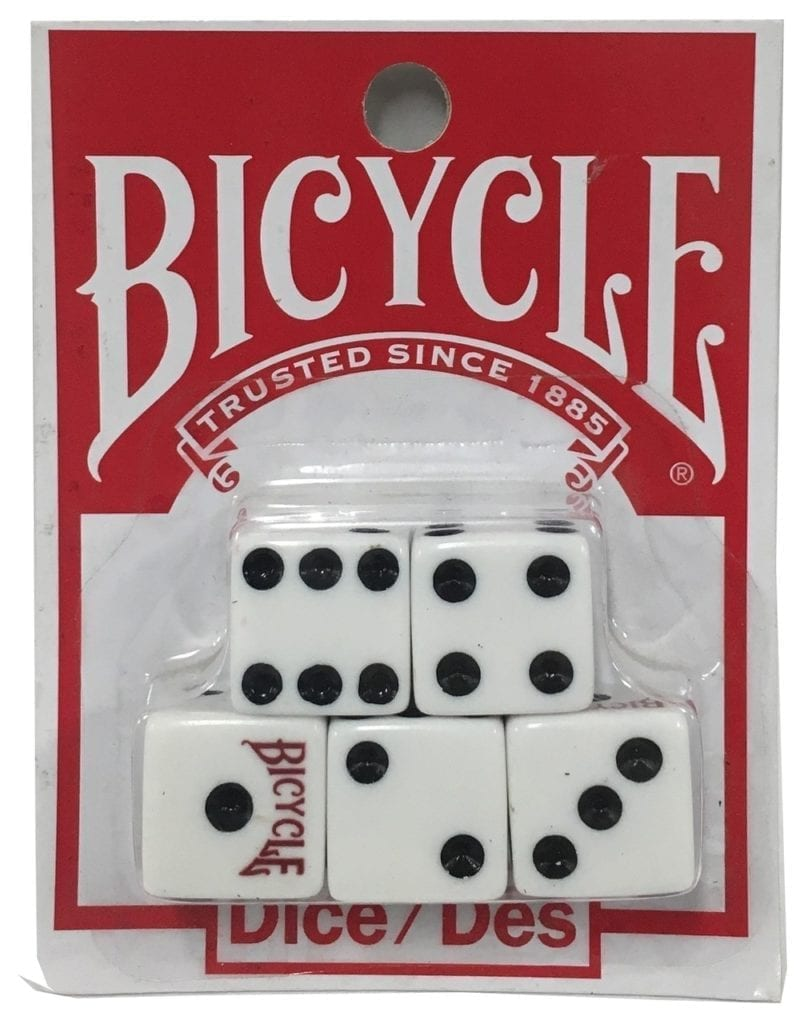 5 Count Dice – CLOSEOUT