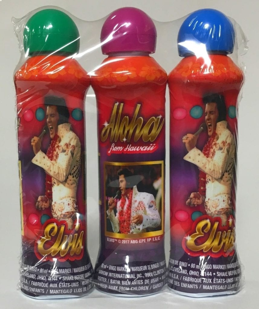 "NEW- Elvis ""Aloha""Gift Set (3 Pack)"