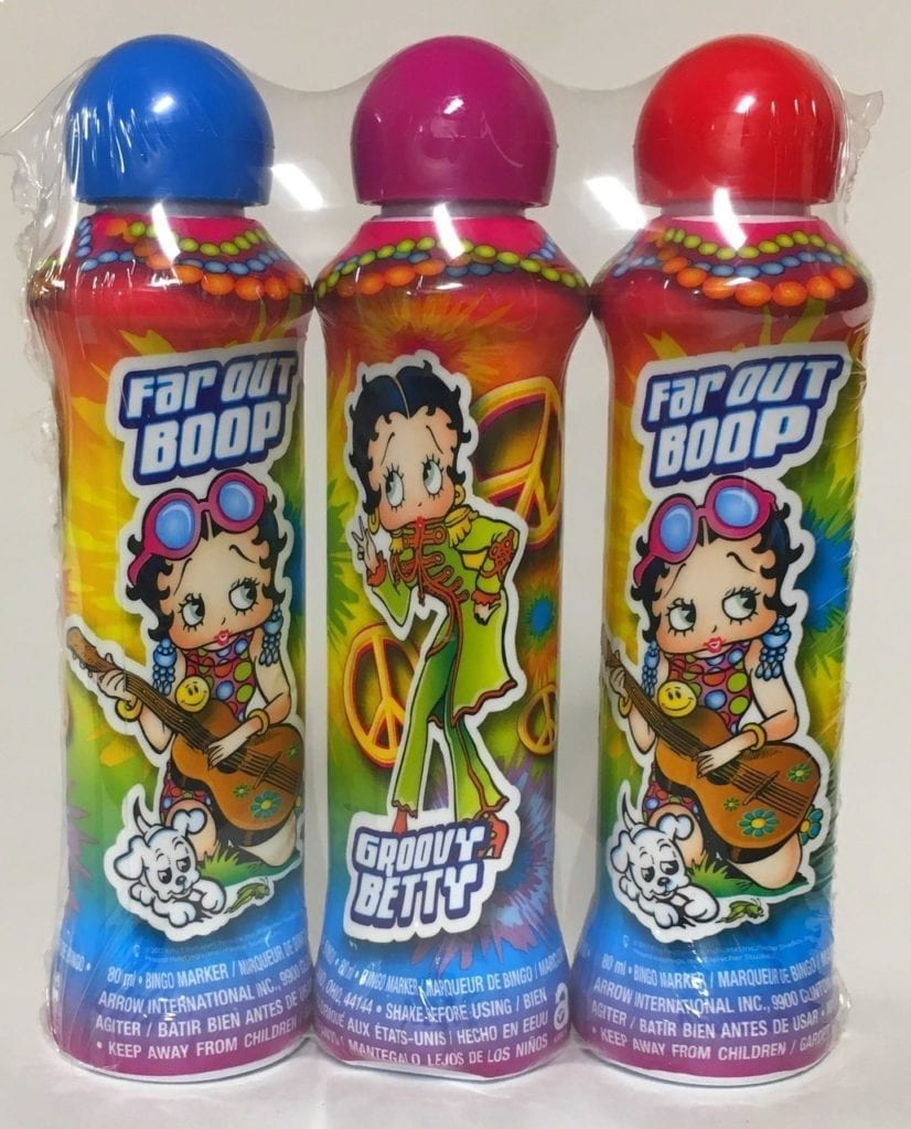 NEW- Groovy Betty Gift Set (3 Pack)