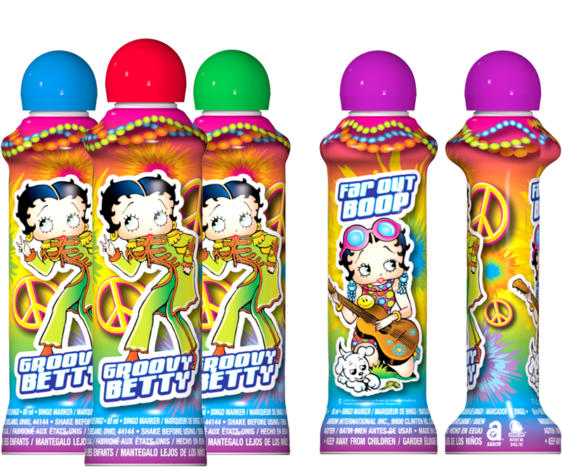 Groovy Betty 3 oz Bingo Dauber