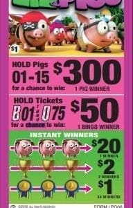 NEW- Lil' Pigs - Event Ticket