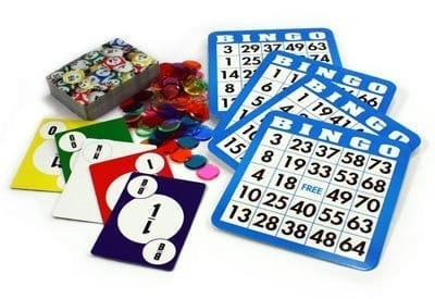 Mini Bingo Card Set – CLOSEOUT