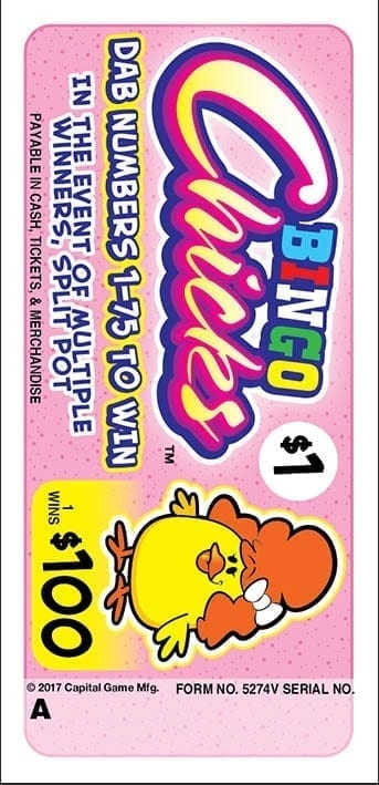 Bingo Chicks – Event Ticket