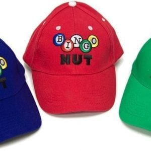 SALE- Bingo Nut Hat