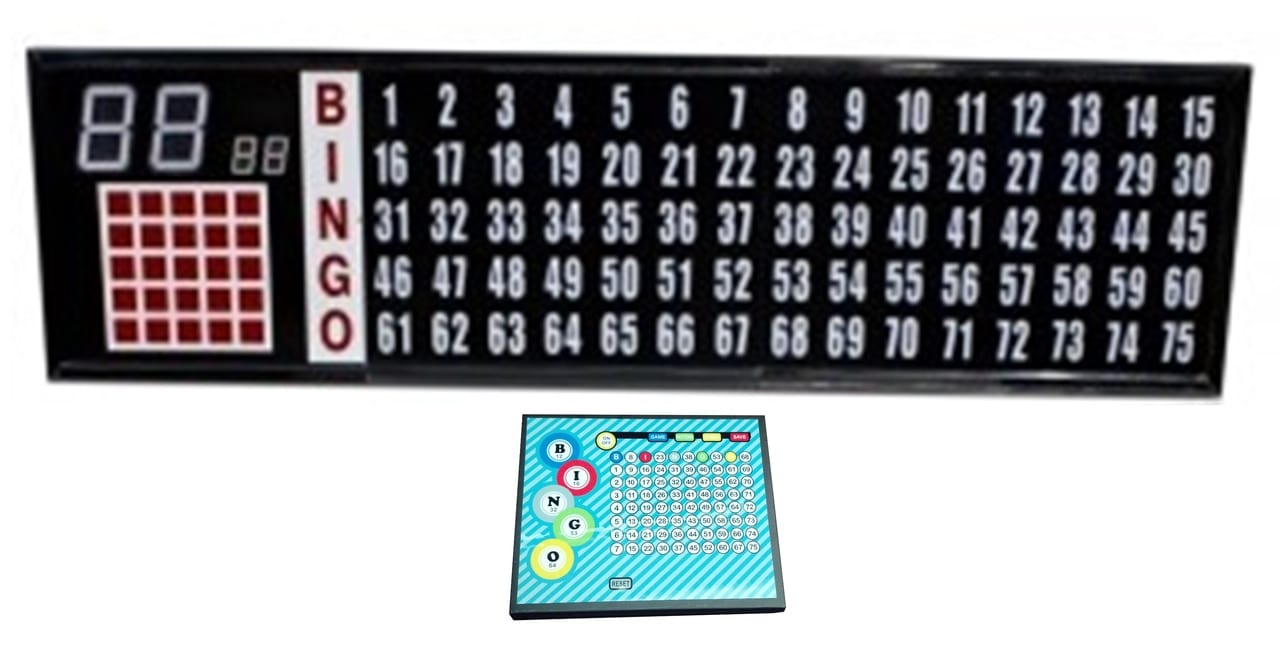 Manual 5ft with 2″ Flashboard with Keypad
