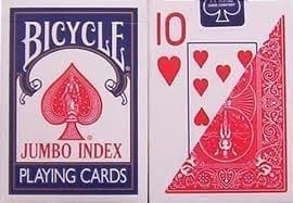 Bicycle Jumbo Playing Cards