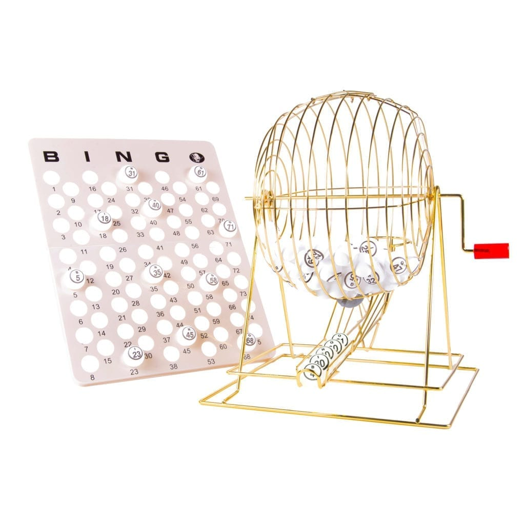 Extra Large Professional Brass Ping Pong Cage Set