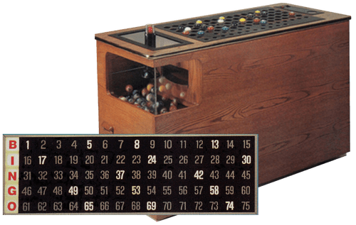 Premier Bingo System Includes Flashboard