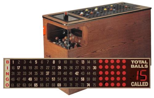 Ulitmate II Bingo System Includes Flashboard