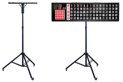 Stand for Table Top 5′ Bingo Flashboards