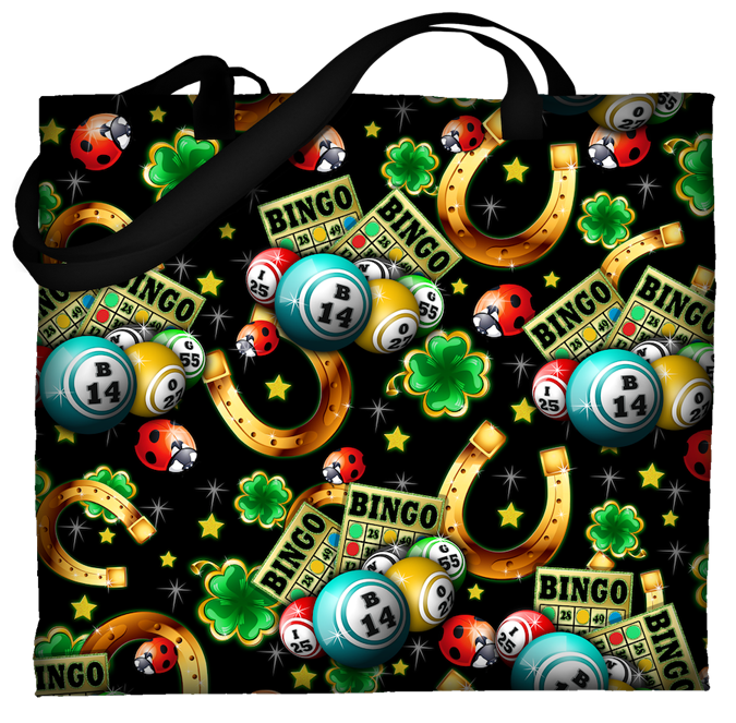 Bingo Tote – Lucky Charms