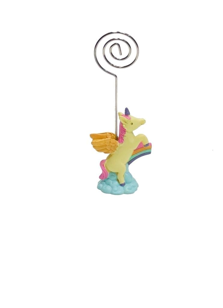Unicorn Ticket Holder