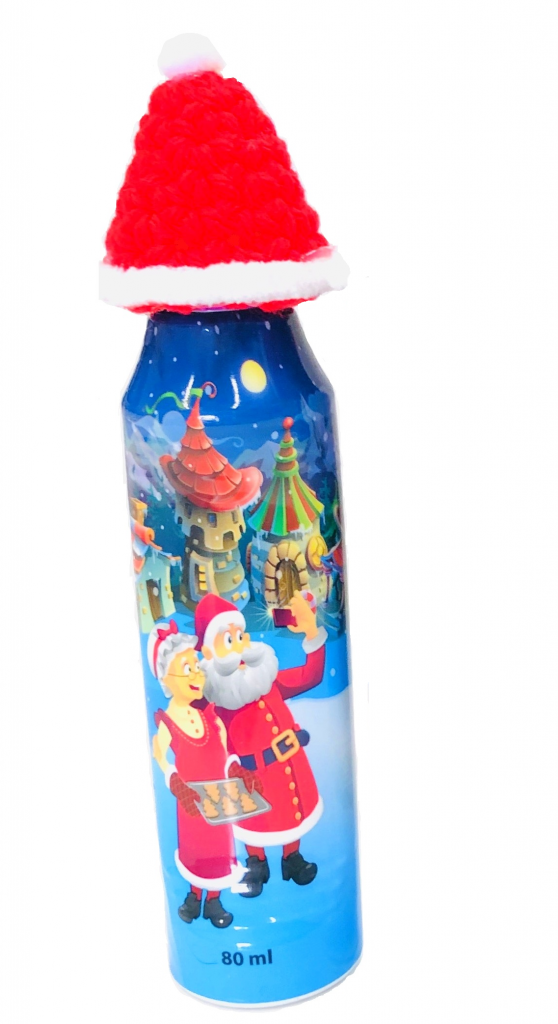 Christmas Dauber With Knit Hat Cap – LIMITED EDITION
