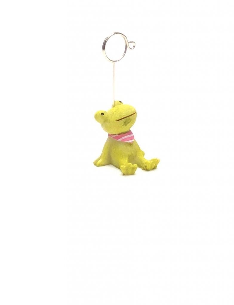 SALE – Fergie The Frog Ticket Holder
