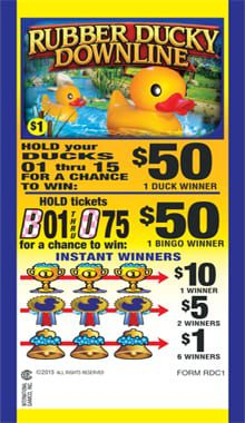 Rubber Ducky Downline Event Ticket – 180ct