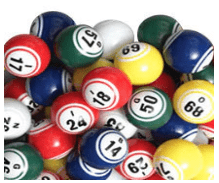 Bingo Balls-Raffle Balls - Click To Shop!