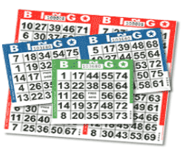 Bingo Paper: Package-Click To Shop!