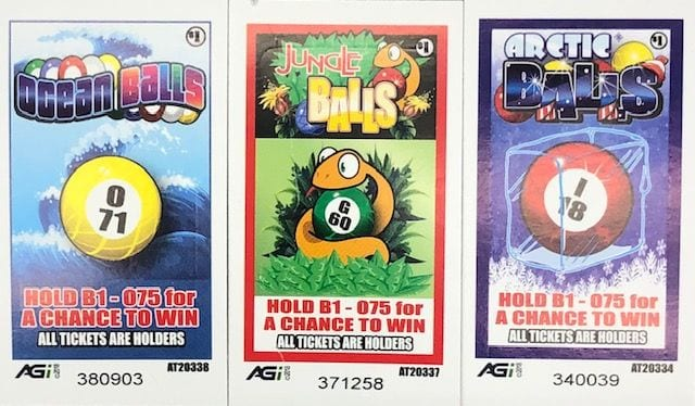 Variety Pack- All The Balls Event Ticket – 3 Packs of 75cnt