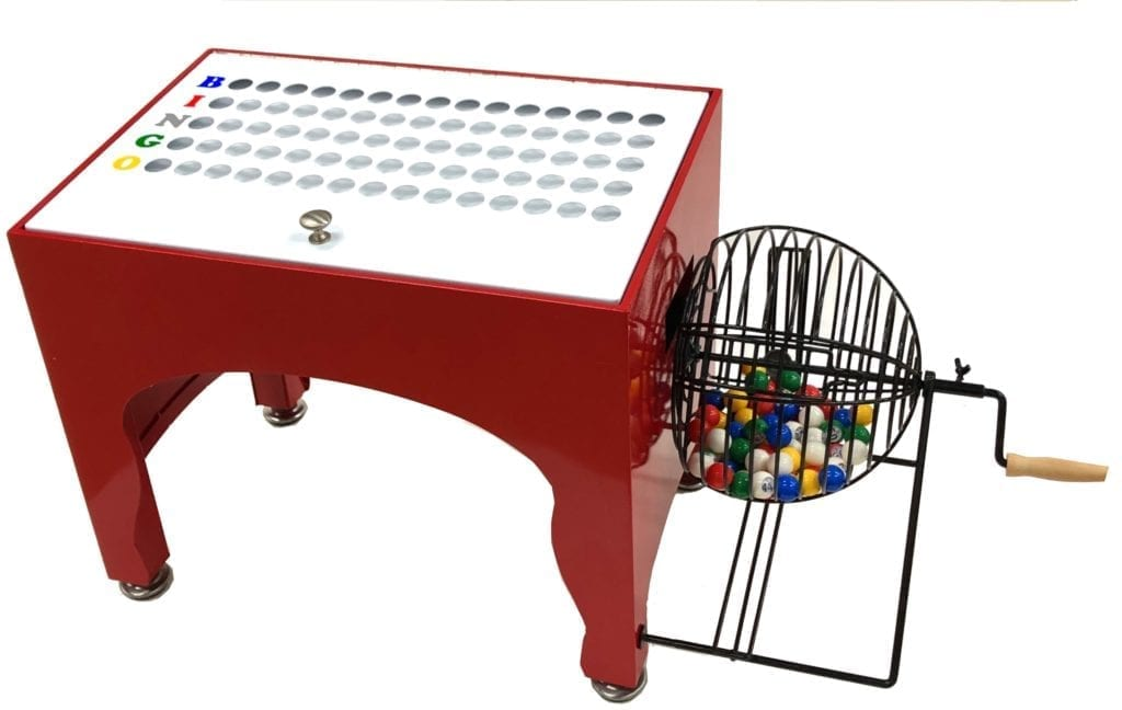 NEW- Deluxe Speed O Matic Cage Set – Red