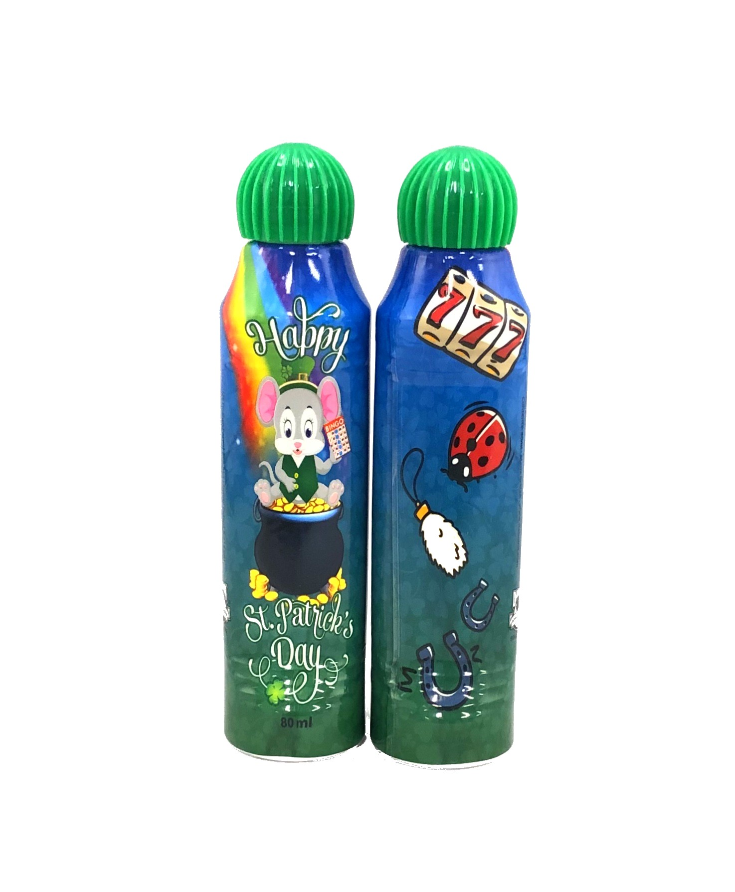 NEW- St Patrick's Day 3oz Dab-O-Ink dauber – Green
