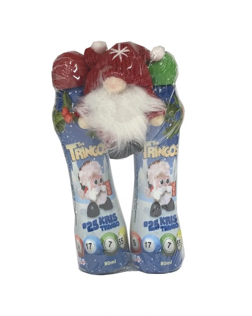 SALE- Tringos Daubers w/Gnome Christmas Ornament Gift Pack