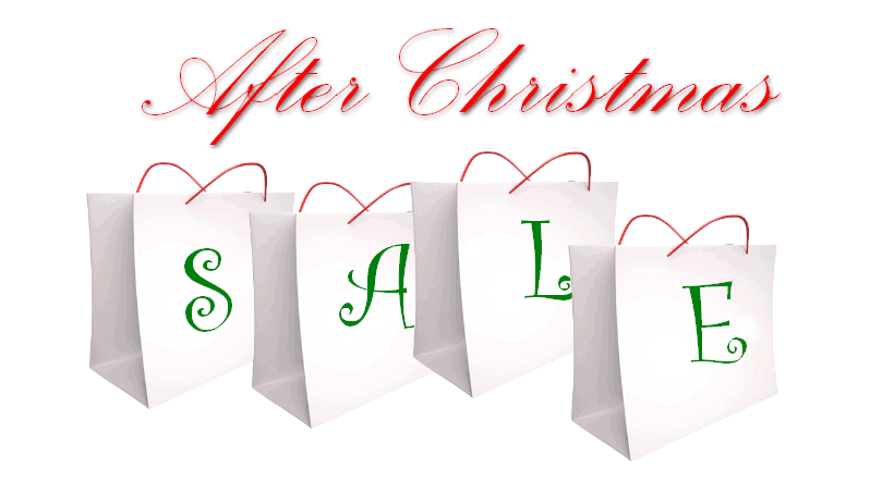 AFTER Christmas SALE - Click To Shop!