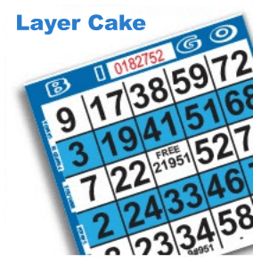 Layer Cake Patter Paper