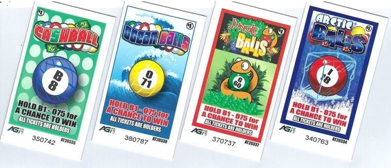 Variety Pack- All The Balls Event Ticket -4 Packs of 75cnt